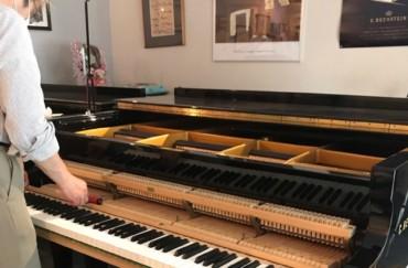 【ピアノの音】耳に優しい響き
