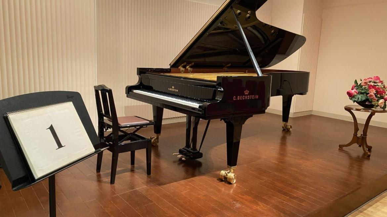 ピアノの足台のハナシ